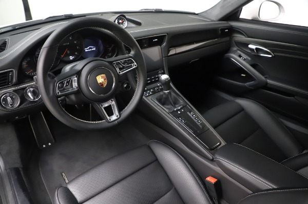 Used 2018 Porsche 911 Carrera GTS for sale Call for price at Aston Martin of Greenwich in Greenwich CT 06830 14