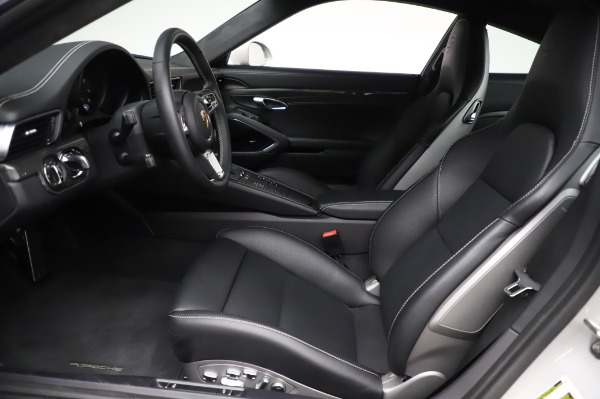 Used 2018 Porsche 911 Carrera GTS for sale Call for price at Aston Martin of Greenwich in Greenwich CT 06830 15