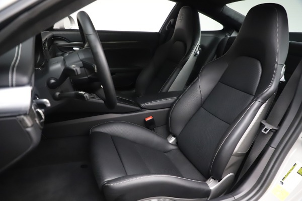 Used 2018 Porsche 911 Carrera GTS for sale Call for price at Aston Martin of Greenwich in Greenwich CT 06830 16