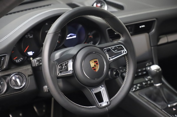 Used 2018 Porsche 911 Carrera GTS for sale Call for price at Aston Martin of Greenwich in Greenwich CT 06830 17