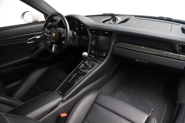 Used 2018 Porsche 911 Carrera GTS for sale Call for price at Aston Martin of Greenwich in Greenwich CT 06830 18