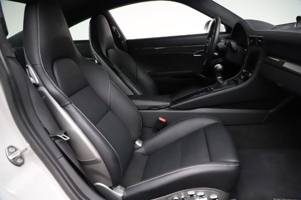 Used 2018 Porsche 911 Carrera GTS for sale Call for price at Aston Martin of Greenwich in Greenwich CT 06830 19