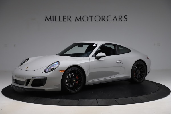 Used 2018 Porsche 911 Carrera GTS for sale Call for price at Aston Martin of Greenwich in Greenwich CT 06830 2