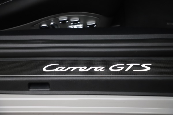 Used 2018 Porsche 911 Carrera GTS for sale Call for price at Aston Martin of Greenwich in Greenwich CT 06830 24