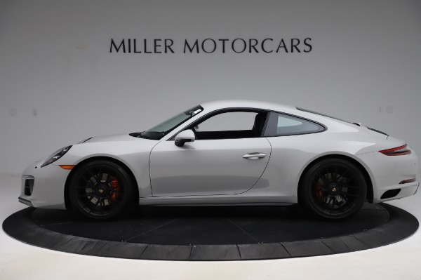 Used 2018 Porsche 911 Carrera GTS for sale Call for price at Aston Martin of Greenwich in Greenwich CT 06830 3