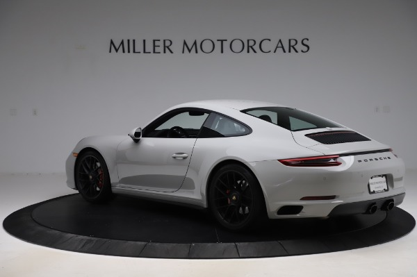 Used 2018 Porsche 911 Carrera GTS for sale Call for price at Aston Martin of Greenwich in Greenwich CT 06830 4