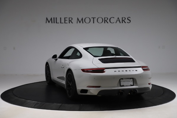 Used 2018 Porsche 911 Carrera GTS for sale Call for price at Aston Martin of Greenwich in Greenwich CT 06830 5