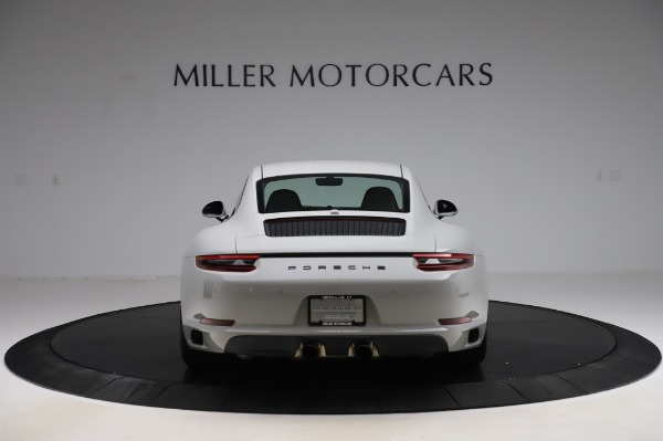 Used 2018 Porsche 911 Carrera GTS for sale Call for price at Aston Martin of Greenwich in Greenwich CT 06830 6