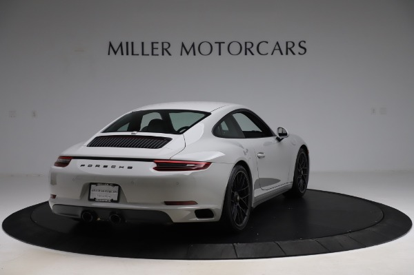 Used 2018 Porsche 911 Carrera GTS for sale Call for price at Aston Martin of Greenwich in Greenwich CT 06830 7