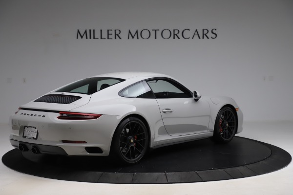 Used 2018 Porsche 911 Carrera GTS for sale Call for price at Aston Martin of Greenwich in Greenwich CT 06830 8