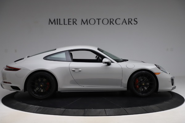 Used 2018 Porsche 911 Carrera GTS for sale Call for price at Aston Martin of Greenwich in Greenwich CT 06830 9