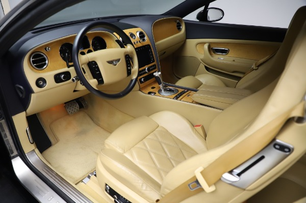 Used 2007 Bentley Continental GT for sale Call for price at Aston Martin of Greenwich in Greenwich CT 06830 17