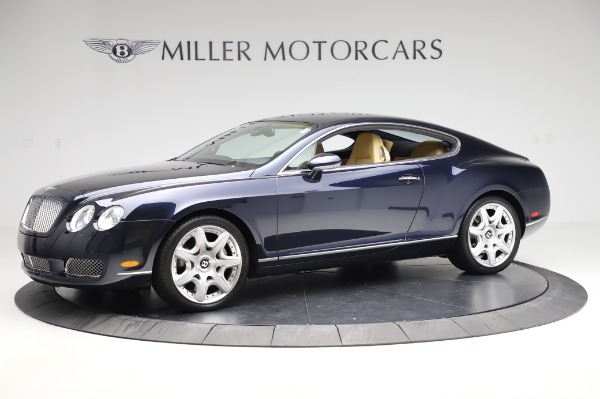 Used 2007 Bentley Continental GT for sale Call for price at Aston Martin of Greenwich in Greenwich CT 06830 2