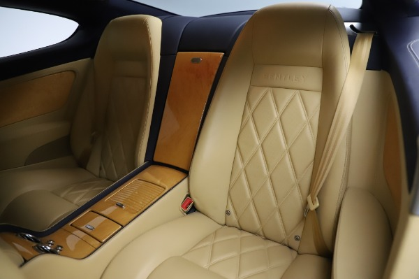 Used 2007 Bentley Continental GT for sale Call for price at Aston Martin of Greenwich in Greenwich CT 06830 21