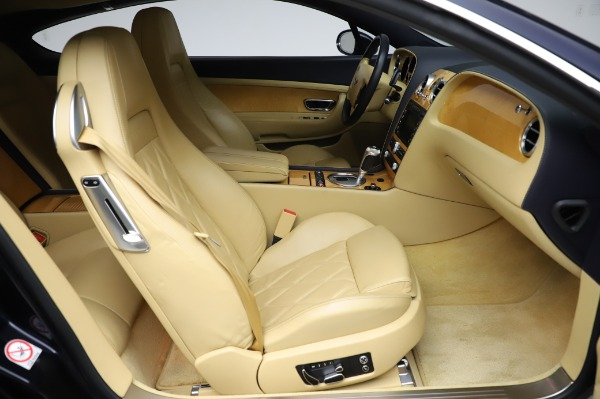 Used 2007 Bentley Continental GT for sale Call for price at Aston Martin of Greenwich in Greenwich CT 06830 24