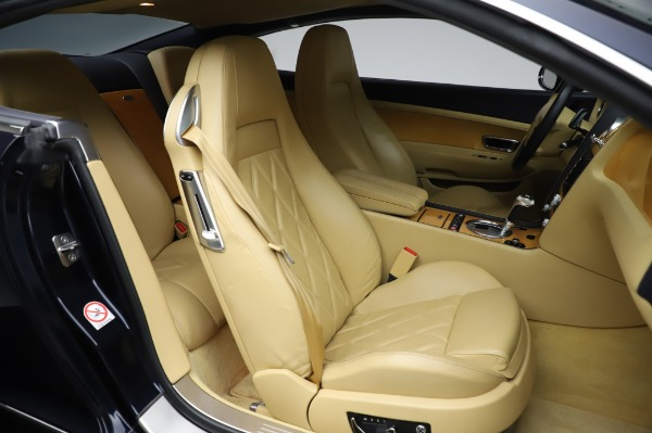 Used 2007 Bentley Continental GT for sale Call for price at Aston Martin of Greenwich in Greenwich CT 06830 25