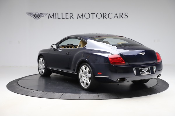 Used 2007 Bentley Continental GT for sale Call for price at Aston Martin of Greenwich in Greenwich CT 06830 5