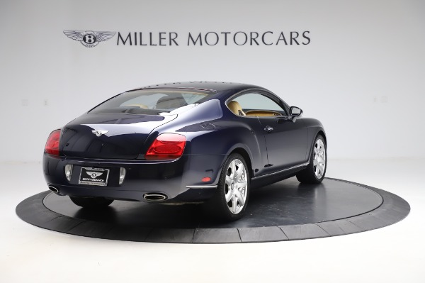 Used 2007 Bentley Continental GT for sale Call for price at Aston Martin of Greenwich in Greenwich CT 06830 7
