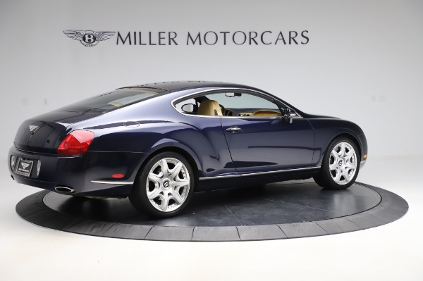 Used 2007 Bentley Continental GT for sale Call for price at Aston Martin of Greenwich in Greenwich CT 06830 8