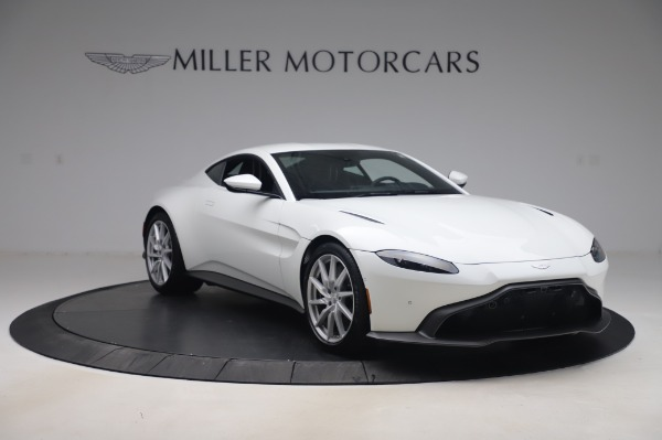 New 2020 Aston Martin Vantage for sale $181,781 at Aston Martin of Greenwich in Greenwich CT 06830 10
