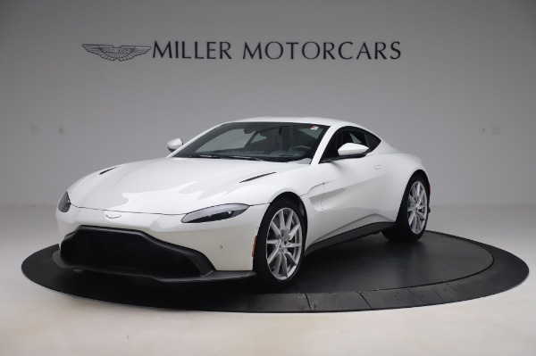New 2020 Aston Martin Vantage for sale $181,781 at Aston Martin of Greenwich in Greenwich CT 06830 12