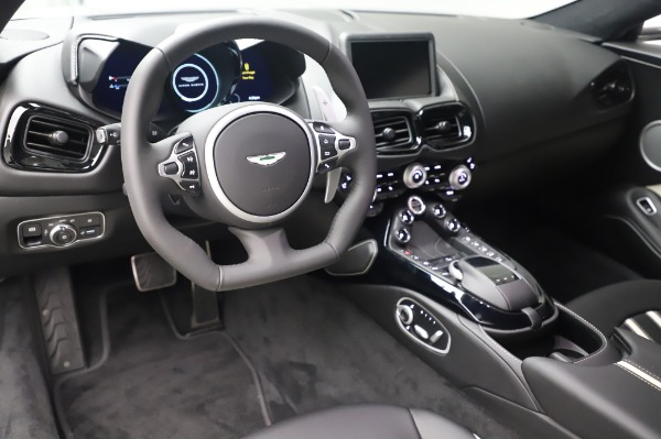 New 2020 Aston Martin Vantage for sale $181,781 at Aston Martin of Greenwich in Greenwich CT 06830 15