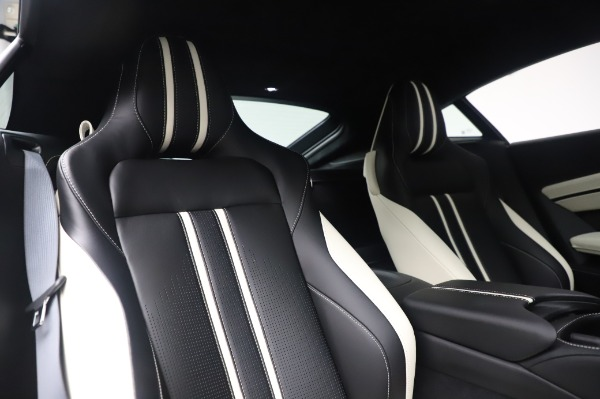 New 2020 Aston Martin Vantage for sale $181,781 at Aston Martin of Greenwich in Greenwich CT 06830 19