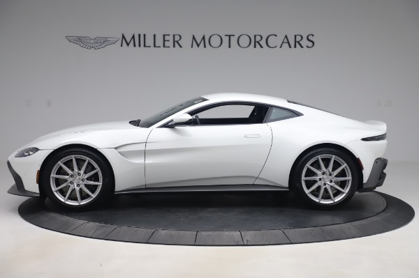 New 2020 Aston Martin Vantage for sale $181,781 at Aston Martin of Greenwich in Greenwich CT 06830 2