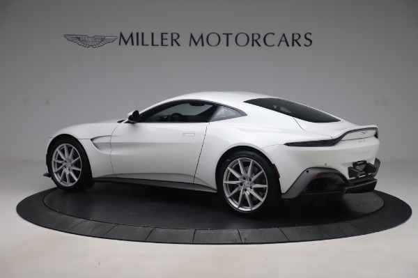 New 2020 Aston Martin Vantage for sale $181,781 at Aston Martin of Greenwich in Greenwich CT 06830 3