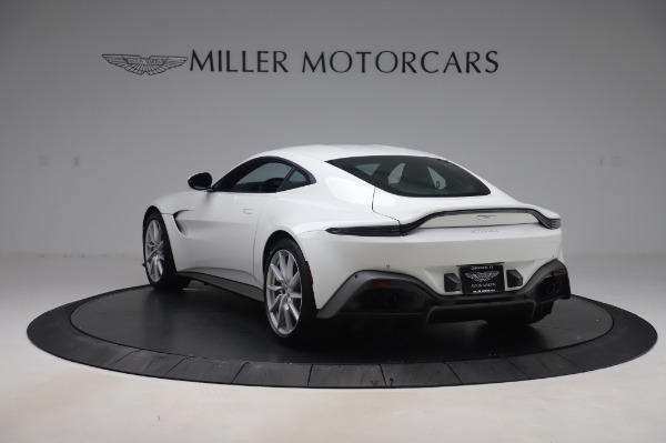 New 2020 Aston Martin Vantage for sale $181,781 at Aston Martin of Greenwich in Greenwich CT 06830 4