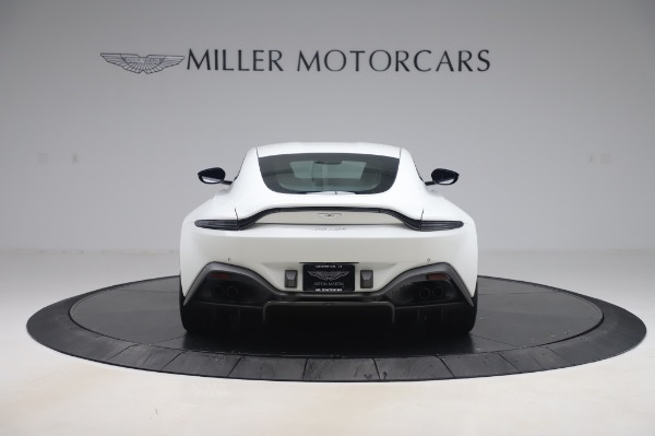 New 2020 Aston Martin Vantage for sale $181,781 at Aston Martin of Greenwich in Greenwich CT 06830 5