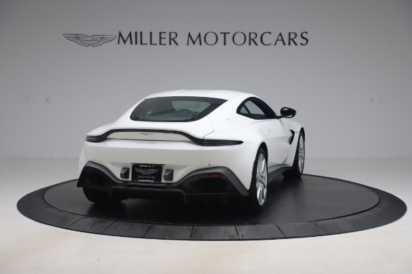 New 2020 Aston Martin Vantage for sale $181,781 at Aston Martin of Greenwich in Greenwich CT 06830 6