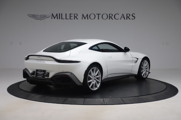 New 2020 Aston Martin Vantage for sale $181,781 at Aston Martin of Greenwich in Greenwich CT 06830 7