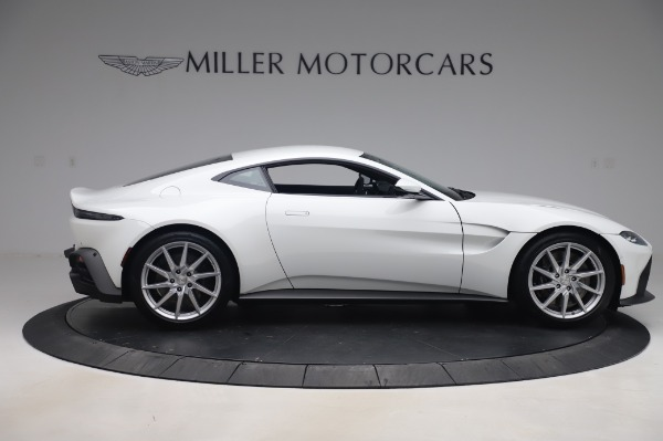 New 2020 Aston Martin Vantage for sale $181,781 at Aston Martin of Greenwich in Greenwich CT 06830 8