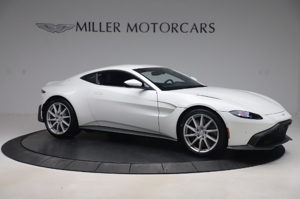 New 2020 Aston Martin Vantage for sale $181,781 at Aston Martin of Greenwich in Greenwich CT 06830 9