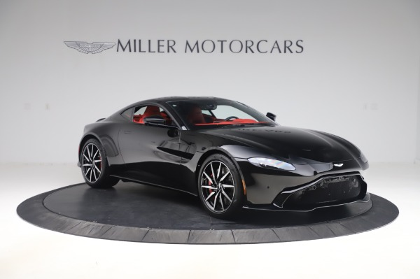 New 2020 Aston Martin Vantage Coupe for sale $185,181 at Aston Martin of Greenwich in Greenwich CT 06830 10