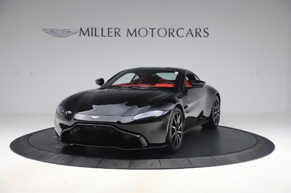 New 2020 Aston Martin Vantage Coupe for sale $185,181 at Aston Martin of Greenwich in Greenwich CT 06830 12