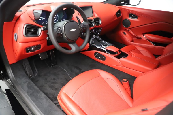 New 2020 Aston Martin Vantage Coupe for sale $185,181 at Aston Martin of Greenwich in Greenwich CT 06830 13