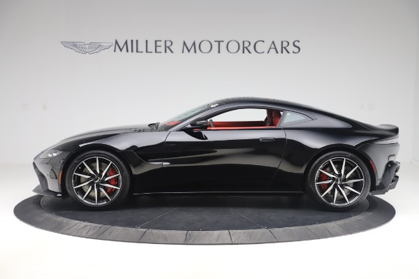 New 2020 Aston Martin Vantage Coupe for sale $185,181 at Aston Martin of Greenwich in Greenwich CT 06830 2