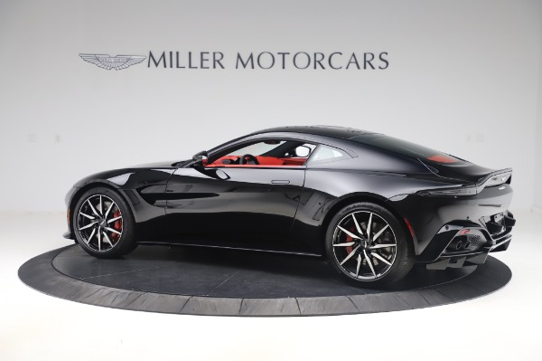 New 2020 Aston Martin Vantage for sale $185,181 at Aston Martin of Greenwich in Greenwich CT 06830 3