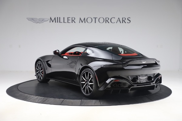 New 2020 Aston Martin Vantage Coupe for sale $185,181 at Aston Martin of Greenwich in Greenwich CT 06830 4