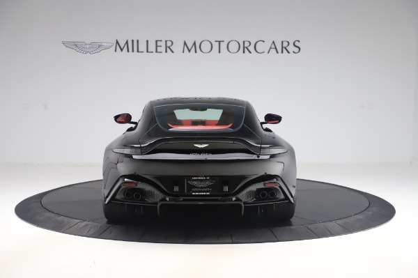 New 2020 Aston Martin Vantage Coupe for sale $185,181 at Aston Martin of Greenwich in Greenwich CT 06830 5