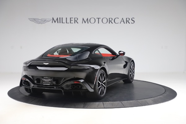 New 2020 Aston Martin Vantage Coupe for sale $185,181 at Aston Martin of Greenwich in Greenwich CT 06830 6