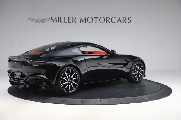 New 2020 Aston Martin Vantage Coupe for sale $185,181 at Aston Martin of Greenwich in Greenwich CT 06830 7