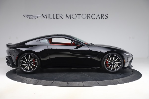 New 2020 Aston Martin Vantage Coupe for sale $185,181 at Aston Martin of Greenwich in Greenwich CT 06830 8