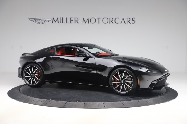 New 2020 Aston Martin Vantage Coupe for sale $185,181 at Aston Martin of Greenwich in Greenwich CT 06830 9