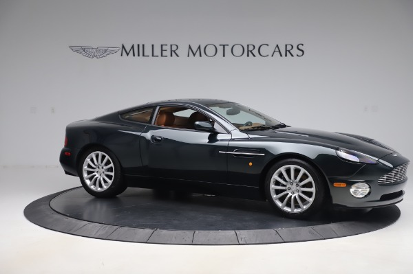 Used 2003 Aston Martin V12 Vanquish Coupe for sale $79,900 at Aston Martin of Greenwich in Greenwich CT 06830 10