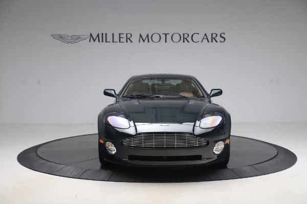 Used 2003 Aston Martin V12 Vanquish Coupe for sale $79,900 at Aston Martin of Greenwich in Greenwich CT 06830 12