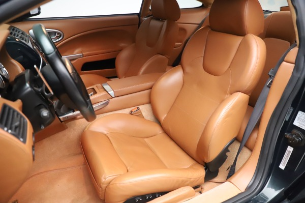 Used 2003 Aston Martin V12 Vanquish Coupe for sale $79,900 at Aston Martin of Greenwich in Greenwich CT 06830 15
