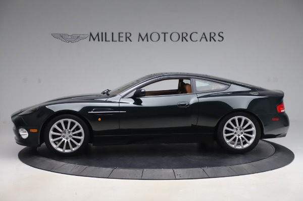 Used 2003 Aston Martin V12 Vanquish Coupe for sale $79,900 at Aston Martin of Greenwich in Greenwich CT 06830 2